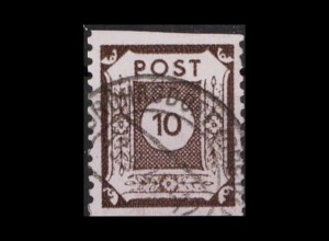 SBZ 1949 Nr 45E gestempelt (405233)