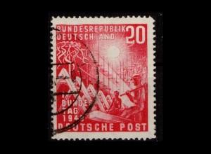 BUND 1949 Nr 112 IV gestempelt (406019)
