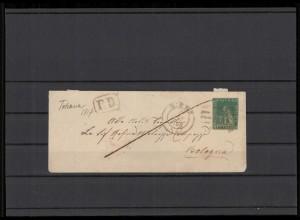 TOSKANA 1851 Nr 6y siehe Beschreibung (209867)