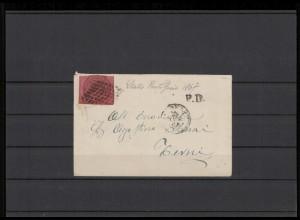 KIRCHENSTAAT 1867 Nr 16 siehe Beschreibung (209874)
