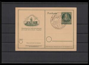 BERLIN 1951 GS P24 gestempelt (209882)