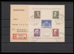 SBZ 1946 Bl.3AX siehe Beschreibung (209889)