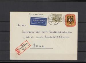 BERLIN 1956 Brief siehe Beschreibung (209918)
