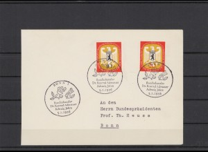 BERLIN 1956 Brief siehe Beschreibung (209921)
