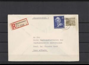 BERLIN 1956 Brief siehe Beschreibung (209922)