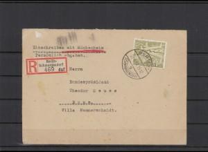 BERLIN 1954 Brief siehe Beschreibung (209930)
