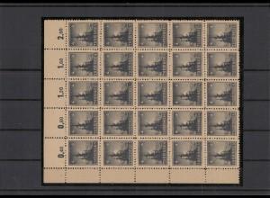 SBZ 1945 Nr 93AX v postfrisch (210103)