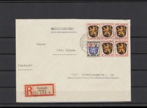 FRZ.ZONE 1946 interessanter Brief (211931)