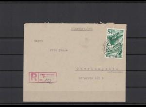 FRZ.ZONE 1946 interessanter Brief (211933)