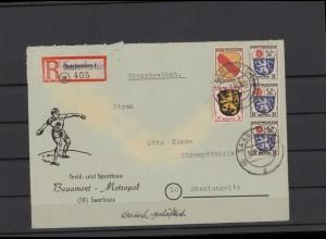 FRZ.ZONE 1946 interessanter Brief (211939)