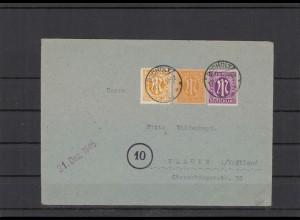 AM-POST 1945 interessanter Brief (212029)