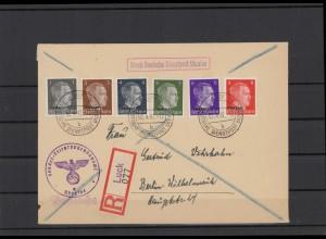 UKRAINE 1942 interessanter Brief (212053)