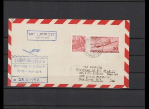 DDR 1956 interessanter Brief (212059)