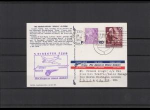 DDR 1954 interessanter Brief (212060)
