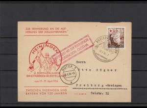 DDR 1954 interessanter Brief (212063)