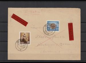 DDR 1953 interessanter Brief (212066)