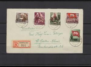DDR 1953 interessanter Brief (212067)