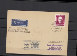 DDR 1958 interessanter Brief (212069)