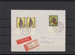 BERLIN 1956 interessanter Brief (212310)