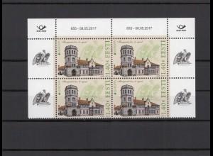 ESTLAND 2017 - Viererblock Nr 891 postfrisch (212972)