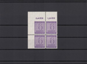 SBZ 1949 Nr 117BX postfrisch (407105)