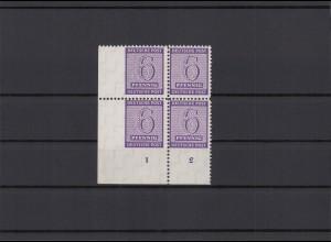 SBZ 1949 Nr 117BX postfrisch (407106)