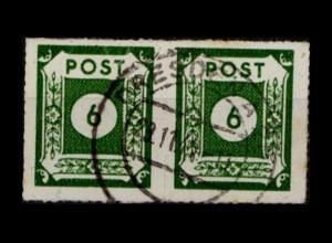 SBZ 1945 Nr 43BI/I gestempelt (408019)