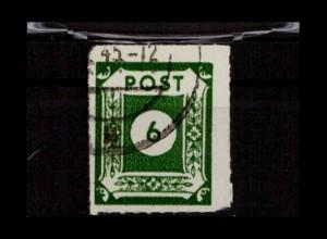 SBZ 1945 Nr 43BIIa I gestempelt (408021)
