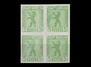 SBZ 1945 Nr 1AA uy U postfrisch (500141)