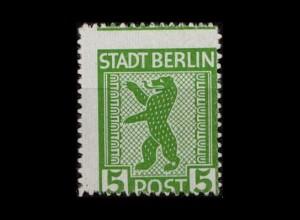 SBZ 1945 Nr 1AB ux postfrisch (500157)