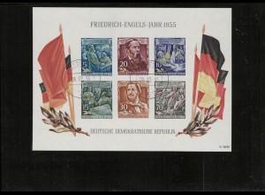 DDR 1955 Bl.13 gestempelt (213436)