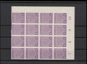 SBZ 1945 Nr 69X postfrisch (213612)