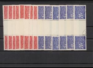 BOEHMEN+MAEHREN 1939 Nr P1-14 gestempelt (213648)