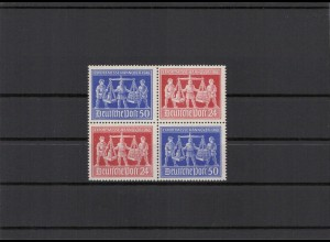 KONTROLLRAT 1948 ZD VZd1 postfrisch (213686)
