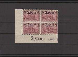 DEUTSCHES REICH 1920 Nr 118a postfrisch (213732)