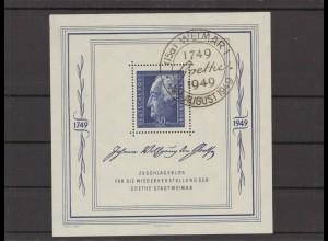 SBZ 1949 Bl.6 gestempelt (213936)