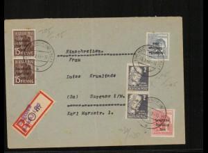 SBZ 1948 Nr 186K gestempelt (214016)