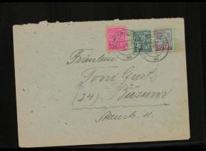 SBZ Mecklenburg-Vorpommern 1945 Brief (214022)