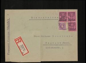 SBZ Mecklenburg-Vorpommern 1945 Brief (214023)