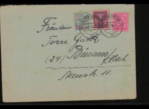 SBZ Mecklenburg-Vorpommern 1945 Brief (214025)