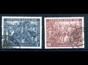 SBZ 1949 Nr 240-241 gestempelt (409524)