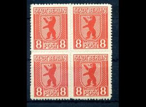 SBZ 1945 Nr 3B postfrisch (409525)
