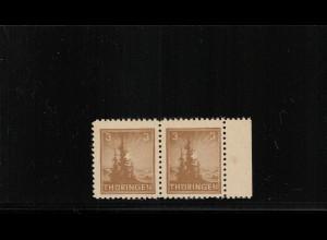 SBZ 1945 Nr 92AXat I postfrisch (409835)