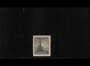 SBZ 1945 Nr 93AXt III postfrisch (409846)