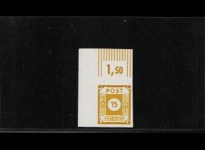 SBZ 1945 Nr 47Ab postfrisch (409976)