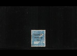 SBZ 1948 Nr 189d gestempelt (410003)