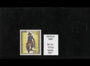 BERLIN 1955 Nr 131x postfrisch (410015)