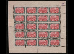 DEUTSCHES REICH 1915 Nr 97B postfrisch (701039)