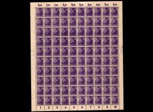 SBZ 1945 Nr 2A wbzt postfrisch (701050)