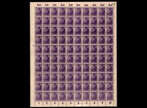 SBZ 1945 Nr 2A wbzt postfrisch (701052)